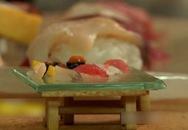 Sushi siêu nhỏ ở Nhật Bản